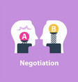decision making outweigh scale vector image vector image