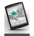 Tablet Pc Mobile Phone vector image vector image
