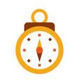 analog chronometer icon image vector image vector image