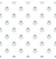 castle rock pattern seamless vector image
