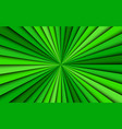 green abstract background four shades of green vector image