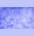 purple watercolor background abstract hand vector image