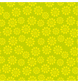 seamless pattern with wheat ears vector image vector image