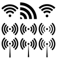 wi-fi vector image