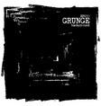 grunge chalkboard background vector image vector image