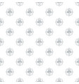 building materials pattern seamless vector image vector image