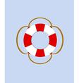 Life buoy vector image