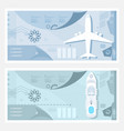 travel and tourism infographic concept vector image