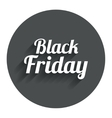 Black Friday sale icon Special offer symbol vector image