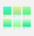 universal set modern gradient vector image