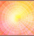 background abstract orange and yellow vector image vector image