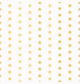 luxe gold tiny christmas stars confetti drawn vector image vector image