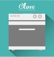 Technology home appliances vector image vector image