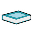 book education symbol vector image vector image