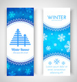 Set of Christmas Banners vector image vector image