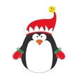Penguin cartoon icon image
