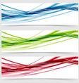 Soft speed rapid wave swoosh line header layout