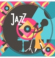 jazz and blues vector image vector image