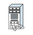 database server storage vector image vector image