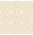 golden ornate seamless pattern with eastern vector image