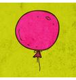 Balloon Cartoon vector image vector image