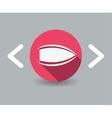 bullet icon vector image vector image