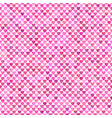 seamless pink heart background pattern design vector image vector image