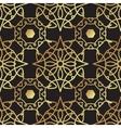 Vintage luxury gold background art deco vector image