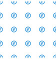 xy icon pattern seamless white background vector image vector image