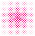 heart pattern background - valentines day design vector image vector image