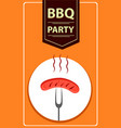 barbecue 04 vector image