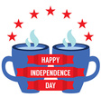 Independence Day Concept vector image vector image