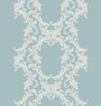 damask pattern handmade vector image vector image
