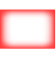 Red Orange Pink blur Copyspace Background vector image vector image