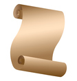scroll1 vector image