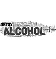 alcohol disease risks you should be aware of text vector image vector image