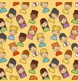 icons set network people vector image vector image