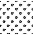 mining cutting wheel pattern seamless vector image vector image