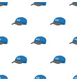 baseball cap advertising icon in cartoon style vector image