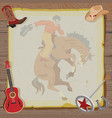 western rodeo cowboy