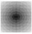 Circle spot design vector image vector image