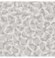 Decorative seamless abstract khaki background vector image vector image