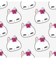 bunny 40 vector image