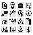 business icon vector image vector image