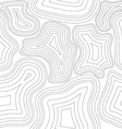 seamless pattern with wavy structure vector image vector image