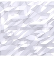 Abstract polygonal background Low poly style vector image