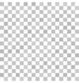 gray checkered pattern seamless vector image vector image