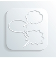 social set vector image vector image