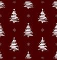 new year christmas winter holidays seamless vector image vector image