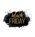 black friday sale abstract vector image vector image